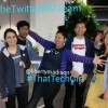 Twitter DM TEAM+ #ThatTechGirl at Twitter HQ