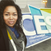 #ThatTechGirl takes over #CES