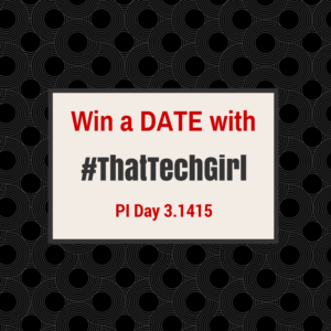 Win a Date with Liberty Maidson #ThatTechGirl